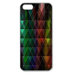 Color Apple Seamless Iphone 5 Case (clear) by ILANA