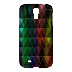 Color Samsung Galaxy S4 I9500/i9505 Hardshell Case by ILANA