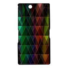 Color Sony Xperia XL39h (Xperia Z Ultra) Hardshell Case by ILANA