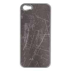 Rough Use Apple Iphone 5 Case (silver) by Contest1736471