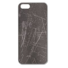 Rough Use Apple Seamless Iphone 5 Case (clear) by Contest1736471