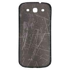 Rough Use Samsung Galaxy S3 S Iii Classic Hardshell Back Case by Contest1736471