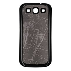 Rough Use Samsung Galaxy S3 Back Case (black) by Contest1736471