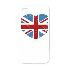 Union Love Vintage Case  Apple Iphone 4 Case (white) by Contest1778683
