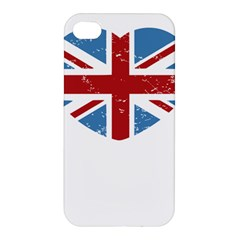 Union Love Vintage Case  Apple Iphone 4/4s Premium Hardshell Case by Contest1778683