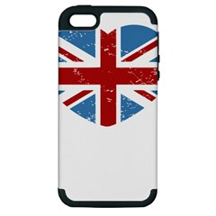 Union Love Vintage Case  Apple Iphone 5 Hardshell Case (pc+silicone) by Contest1778683