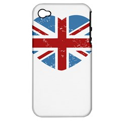 Union Love Vintage Case  Apple Iphone 4/4s Hardshell Case (pc+silicone) by Contest1778683