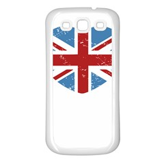 Union Love Vintage Case  Samsung Galaxy S3 Back Case (white) by Contest1778683