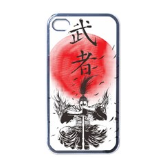 The Warrior Apple Iphone 4 Case (black) by DesignsbyReg2