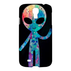 Greetings From Your Phone Samsung Galaxy S4 I9500/i9505 Hardshell Case by TheTalkingDead
