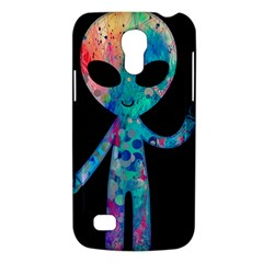 Greetings from your phone Samsung Galaxy S4 Mini Hardshell Case  by TheTalkingDead