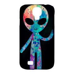 Greetings From Your Phone Samsung Galaxy S4 Classic Hardshell Case (pc+silicone) by TheTalkingDead