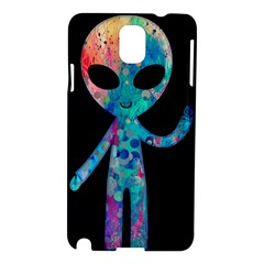 Greetings From Your Phone Samsung Galaxy Note 3 N9005 Hardshell Case by TheTalkingDead