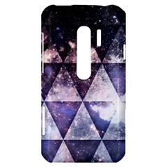Triangle Tiles HTC Evo 3D Hardshell Case  by Contest1775858