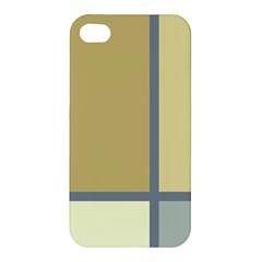 Minimalist Art Apple Iphone 4/4s Premium Hardshell Case by Contest1775858