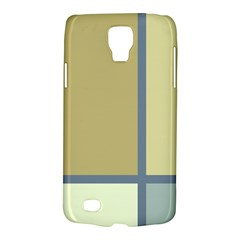Minimalist Art Samsung Galaxy S4 Active (i9295) Hardshell Case by Contest1775858