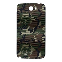 make love not war Samsung Note 2 N7100 Hardshell Back Case by Contest1761904