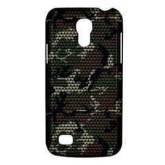 Make Love Not War Samsung Galaxy S4 Mini Hardshell Case  by Contest1761904