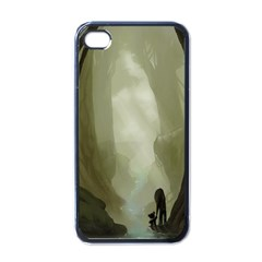 Fearless Apple Iphone 4 Case (black) by RachelIsaacs