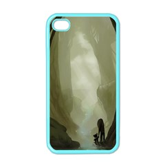 Fearless Apple iPhone 4 Case (Color) by RachelIsaacs