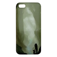 Fearless Iphone 5 Premium Hardshell Case by RachelIsaacs