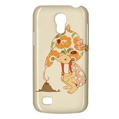 Anita Samsung Galaxy S4 Mini Hardshell Case  by RachelIsaacs