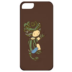Charlie Apple Iphone 5 Classic Hardshell Case by RachelIsaacs