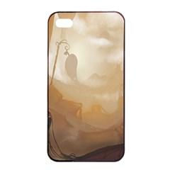 Storm Apple Iphone 4/4s Seamless Case (black) by RachelIsaacs