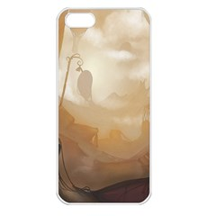 Storm Apple iPhone 5 Seamless Case (White) by RachelIsaacs