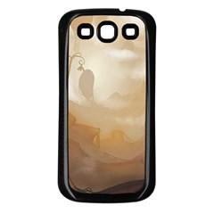 Storm Samsung Galaxy S3 Back Case (Black) by RachelIsaacs