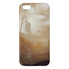 Storm Iphone 5s Premium Hardshell Case by RachelIsaacs