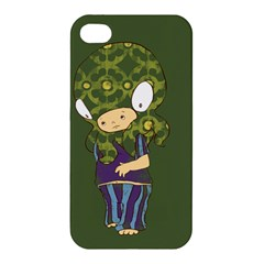 Octavio Apple Iphone 4/4s Hardshell Case by RachelIsaacs