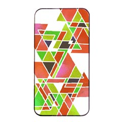 Trianglez Apple Iphone 4/4s Seamless Case (black) by ILANA