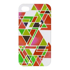 Trianglez Apple Iphone 4/4s Hardshell Case by ILANA