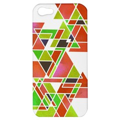 Trianglez Apple Iphone 5 Hardshell Case by ILANA