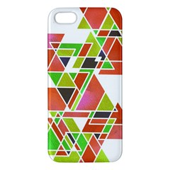 Trianglez Iphone 5 Premium Hardshell Case by ILANA