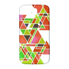 Trianglez Samsung Galaxy S4 I9500/i9505  Hardshell Back Case by ILANA