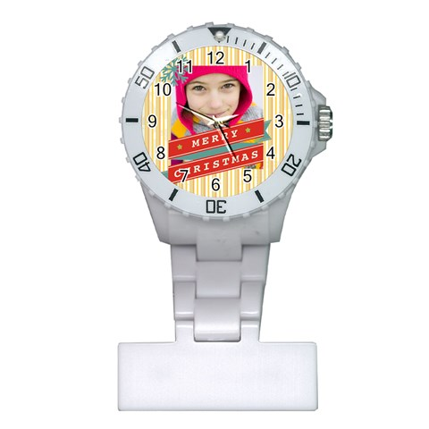Merry Christmas By Merry Christmas   Plastic Nurses Watch   Rppayf8tqxov   Www Artscow Com Front
