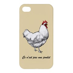 It s a rooster. Apple iPhone 4/4S Hardshell Case by Contest1632283