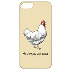 It s a rooster. Apple iPhone 5 Classic Hardshell Case by Contest1632283
