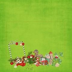 Christmas Gift Box Storage Stool By Elena Petrova   Storage Stool 12    Lh0etrliaxnl   Www Artscow Com Back