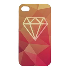 Diamond Apple Iphone 4/4s Hardshell Case by Contest1701949