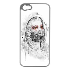 Apocalypse Apple Iphone 5 Case (silver) by Contest1731890