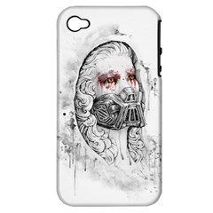 Apocalypse Apple Iphone 4/4s Hardshell Case (pc+silicone) by Contest1731890