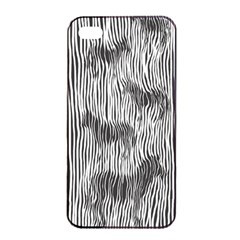 Where s The Zebra? Apple Iphone 4/4s Seamless Case (black) by Contest1736674