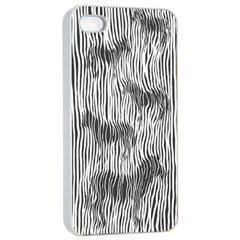 Where s The Zebra? Apple Iphone 4/4s Seamless Case (white) by Contest1736674