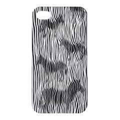 Where s The Zebra? Apple Iphone 4/4s Premium Hardshell Case by Contest1736674