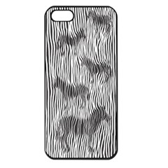 Where s The Zebra? Apple Iphone 5 Seamless Case (black) by Contest1736674