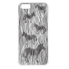 Where s The Zebra? Apple Iphone 5 Seamless Case (white) by Contest1736674