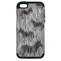 Where s The Zebra? Apple Iphone 5 Hardshell Case (pc+silicone) by Contest1736674